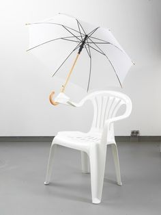 Plastic Chair Sculptures Charming Plastic Chair Sculptures - Monoblock by Bert Loschner Focuses on an Unsung Furniture Hero (GALLERY)Charming Plastic Chair Sculptures - Monoblock by Bert Loschner Focuses on an Unsung Furniture Hero (GALLERY) Funny Furniture, Unique Furniture, Cheap Furniture, Furniture Design, Furniture Stores, Lawn Furniture, Furniture Outlet, Furniture Repair, Furniture Dolly