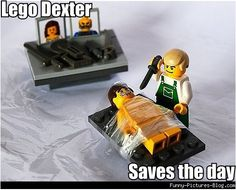 funny legos | Lego Dexter - Funny Pictures, MEME and LOL by Funny Pictures Blog