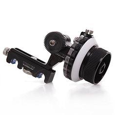 Tilta FF-T03 15mm Follow Focus with Hard Stops (Black)