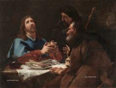 photo 780 Giovanni Battista Piazzetta - 3 The Supper at Emmaus-1720_zpsve0jtkmg.jpg