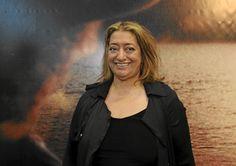 Zaha Hadid, diseños y formas de Irak