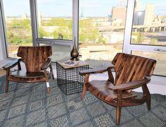 Walnut Wood Chair - The-Boho-Lab Interior Decorating, Chair Design, House Styles, Home Decor, Walnut Wood, Walnut Wood Chair, Boho Interiors, Trending Decor, Interior Design