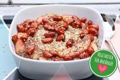 Apfel-Chia-Porridge by Mamlo Connection