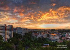 Sunrise @ Serangoon Estate by GohRaymond Photography on 500px