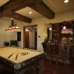 pool hall business plan