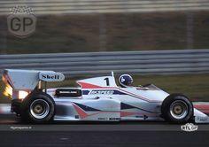 1984 Zakspeed 841 (Jonathan Palmer) test