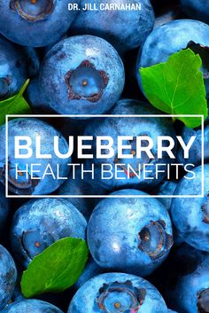 Blueberries are not only a low calorie snack; they are also a great source of nutrients.