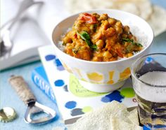 Sweet potato, chickpea & spinach curry from Jamie Oliver...just wondering if I could substitute potato for the sweet potato?
