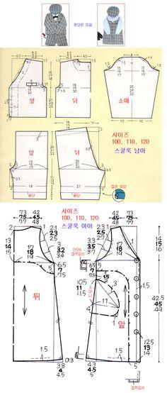 Clothes patterns, The Secret Garden: Naver Blog