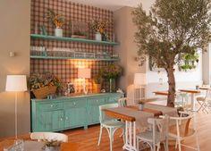 Bertussi: Decoração de Restaurante - Cafeteria