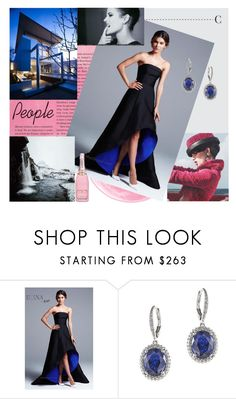 """""""Naughty Candy"""" by couturecandy ❤ liked on Polyvore featuring Mac Duggal and modern"""