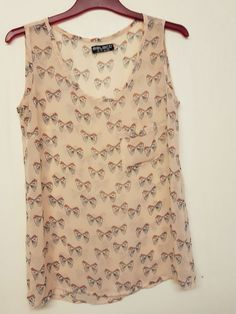 Ex H/&M Sleeveless Floral Swing Top Smart Vest Size 8 10 12 14 16 XS-XL Brand New