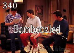 Bamboozled. The greatest game show ever.