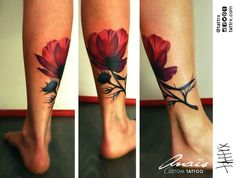 Anaïs Allnt   Nantes, France #tattoo #ink