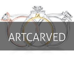 ArtCarved Engagement Rings & Wedding Bands