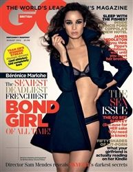 GQ UK Magazine August 2012 on sale now at www.shipzoo.com