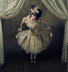Living Dolls: Fashion Photography