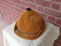 One of Mom's hats from the 60's.