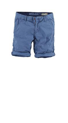 Short Garcia F31224 JOST MEN 240 Dirty blue