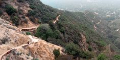 Sam Merrill Trail Echo Mountain | THINGS TO DO 9 Excellent L.A. Hikes With No Trail Costs and No Parking Fees