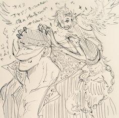 One Piece, Marco the Phoenix, Whitebeard