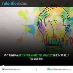 #Retention_marketing_strategy is not solely based on discounts, deals and coupons.