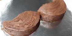 Torta Húmeda de Chocolate Decorada - ¡Receta Fácil y Divina!