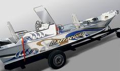 Adesivo Barracuda
