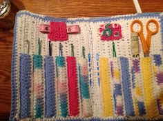 Crochet hook case for Kate 2