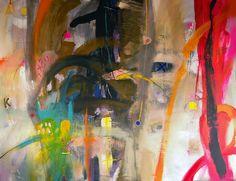 "Saatchi Online Artist Luis Altieri; Painting, ""Trama"" #art"