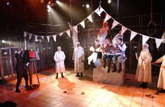 Rose Rage: Production Design - Set and Costume - UAL Research Online
