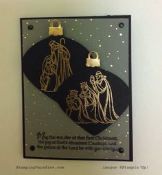 Stampin up O come all ye faithful - Google Search