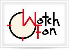 Diseño de Logotipo Whatch Fan http://www.facebook.com/watchfan.uy