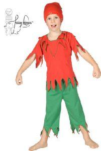 Fairy Kisses - Little Elf Costume: Sizes XS (2-3), S (4-5). $62.40