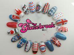 British nail art ideas