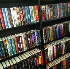 Katytastic has bookshelf goals