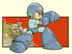 Rockman - by Coramune