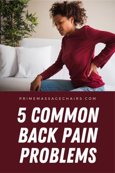 In this article, we will discuss 5 most common back pain problems people face and how to fix them like a pro. Click thorugh to learn more and live a back pain free life. Massage Benefits, Back Pain, Learning, Live, People, Studying, Teaching, People Illustration, Folk