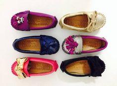 Zapatos para bb, niñas y Mamás!