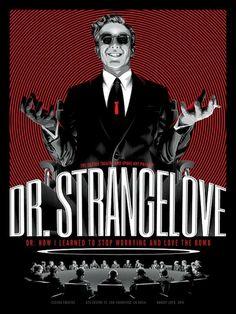 DR STRANGELOVE OR Movie PHOTO Print POSTER Film 1964 Stanley Kubrick Textless 1