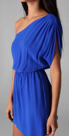 Tempest One Shoulder dress... LOooove the One Shoulders