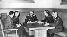 What happened to the greatly feared SS General Heinrich Müller, head of the infamous Gestapo. Last seen in Hitler's bunker the day after Hitler's suicide #USMILITARY #MILITARY #ARMY Military Trends, Military News, Afghanistan War, Iraq War, The Blitz Ww2, Nuremberg Trials, Dad's Army, British Armed Forces