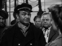 The Sea Wolf (1941) Edward G Robinson, Michael Curtiz, Gene Lockhart , Dr. Prescott