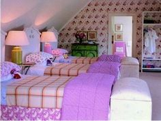 Dreamy Children's Rooms in The Crags in South Africa Book now with BelAfrique - Your Personal Travel Planner