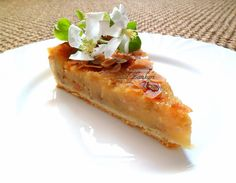 Яблочный пирог (тесто и начинка без яиц)