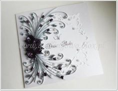 quilling elegance of silver