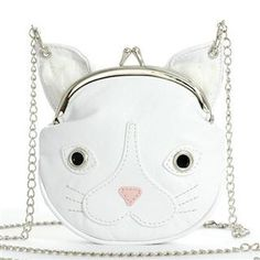 Now I love bags and I love cats but I'm not sure this is really me.
