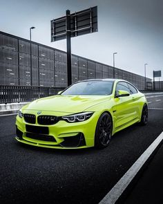 BMW in BMW Individual Birch Green. Nice and cool cars. BMW is one of several well-known car brands that have managed to create good and cool cars in the world. Bmw M4, E60 Bmw, Bmw Autos, Bmw 2002, New Sports Cars, Sport Cars, Bmw 507 Roadster, Bmw M3 Coupe, Rolls Royce