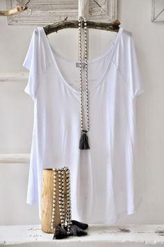 necklace: monday TO sunday HOME