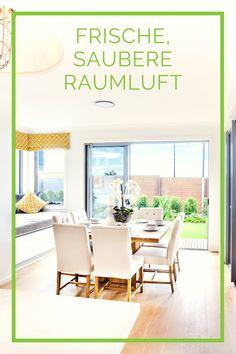 Baumit Ionit ist die weltweit einzige funktionale Wandbeschichtung - bestehend aus Baumit IonitColor und Baumit IonitSpachtel - die eine hohe Luftionenkonzentration schafft. Das sorgt für frische, saubere Raumluft. #baumit #baumitionit #gesundeswohnen #gesundewohnräume #innenräume #raumklima #raumklimaverbessern #wohnraum  #behaglichwohnen #raumluft #gesunderaumluft Architectural Materials, Homes